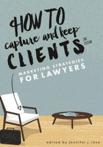 HOW TO CAPTURE & KEEP CLIENTS BOOK