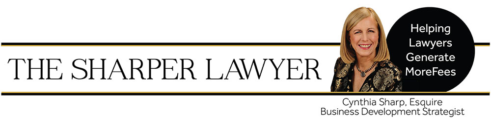 The Sharper Lawyer